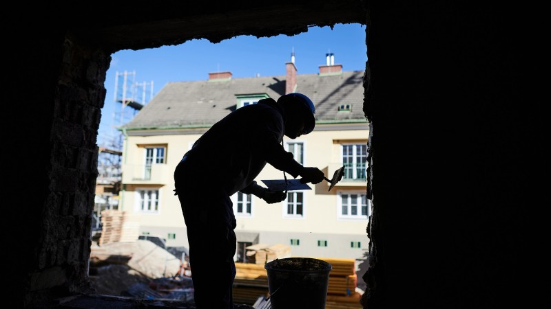 Sanierung und Neuschaffung von Wohnraum | Jakob Thoma-Straße | Mödling © Philipp Horak